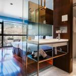 Habitación twin + baño
