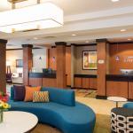 奧馬哈市中心萬豪費爾菲爾德旅館及套房飯店