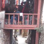 Yangtze River First Bend Foto