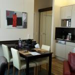Photo de Apartmenthotel Quartier-M