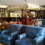 Breakfast Buffet, Hotel Room and Elevator