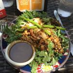 Delicious Lentil Salad - half portion