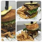 Signature Burgers: Tex Mex, Breakfast, Apple wood Bacon