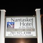 Nantasket Hotel at the Beach