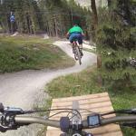 Bikepark Serfaus-Fiss-Ladis zdjęcie z trasy