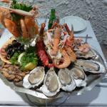 Fraîcheur marine sur un plateau généreux de goût