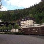 Zugbrücke Grenzau Foto