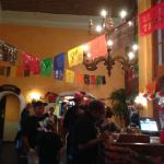 Decorations for Cinco de Mayo , El Torito, Woodland Hills, CA