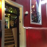 Faixada do Sagaz Bar