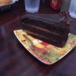 Chocolate Cake, awesome taste like M&Ms