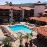Photo de La Jolla Shores Hotel