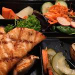 shioyaki salmon