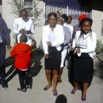 Team-Siyaphambili ngo Jesu from Port Shepstone and Durban.