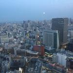 Endless view of Tokyo!