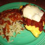 Very good omelet