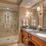 Presidential Suite Walk in shower