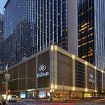 紐約市中心希爾頓酒店