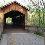 Ada Township Covered Bridge