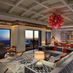 Presdiential Suite Living Room
