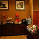Breakfast Hostess