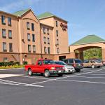 Hampton Inn Fort Chiswell Foto