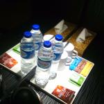 Free Mineral Water and Coffee from Hotel Ro & Vi