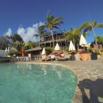 Foto de Palms Court Gardens & Restaurant