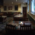 The refurbished restaurant