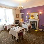 The Dining Room at The Ness Guest House, Inverness