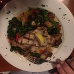 Grilled Montauk Swordfish