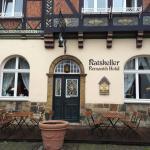 Romantik Hotel Ratskeller Wiedenbrück Foto