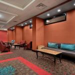 Preevent space at the Hampton Inn & Suites Tampa Northwest/Oldsmar