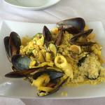 Mixed Seafood Risotto