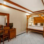 Balinese Bed Room
