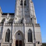 la cathédrale de Saint Omer