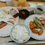 Foto de Business Hotel Toho Inn Takamatsu