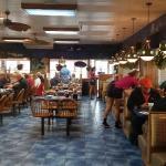 Dining room at Layton's Family Restaurant, Ocean City MD