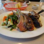 Big Joe's Cafe, Lamb dish