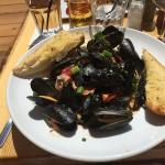 Special $10 Mussels on Friday. Absolutely delicious!