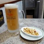 Buena cerveza estrella galicia y buen ambiente