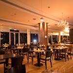 Restaurant de noche