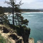 Devils Punch bowl is a must see on your trip to the Oregon coast.