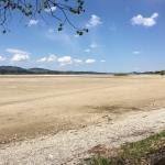 Forggensee am 8. Mai 2016 (bei Schwangau)