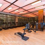 Fitness Center at the Mandarin Oriental Pudong, Shanghai