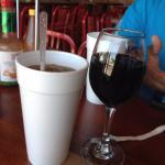 My coke and ganache