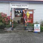 Five Finger Crafts and Lumsden Information Centre