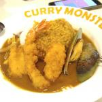 Photo of Curry Monster