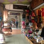 shopping near to hostel