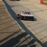 Dwayne Banks #4 racing in Rookie Pure 4 Division at Kingsport, TN