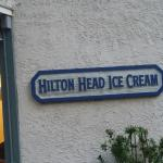 Hilton Head Ice Cream Foto